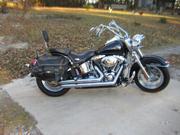 2007 - Harley-Davidson Heritage Softail FLSTC